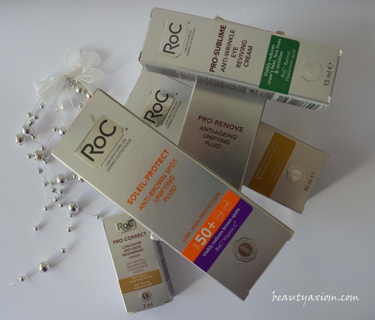 Efikasne supstance protiv starenja ili RoC kozmetika
